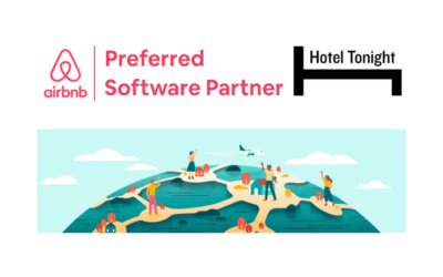 PREFERRED SOFTWARE PARTNER DI AIRBNB + Hotel tonight