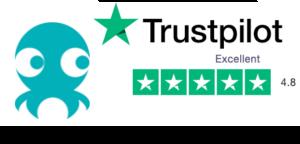 Octorate's reviews on Trustpilot