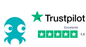 Trustpilot sobre Octorate